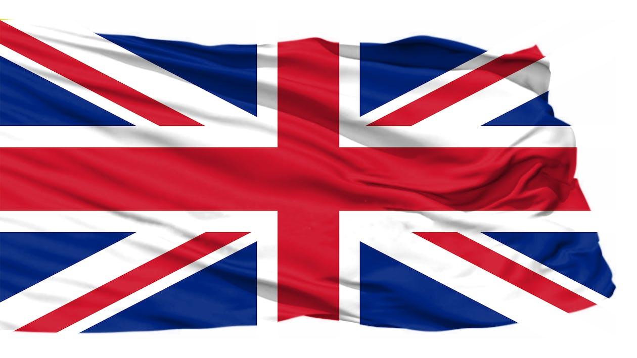 Kostnadsfri bild av Storbritannien, uk flagga