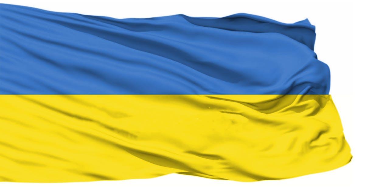 картинка на фоне украинского флага рисунок