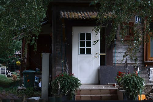 Free stock photo of couzy, door, europe, green