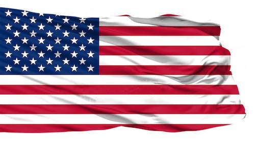 Free stock photo of American flag, USA flag