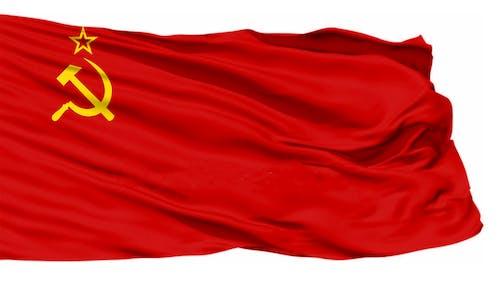 Kostnadsfri bild av ussr-flaggan
