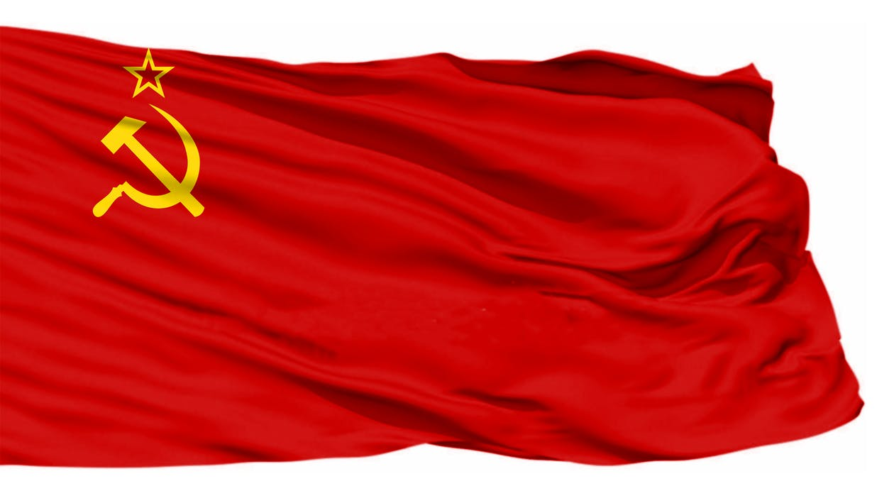 Free stock photo of ussr flag