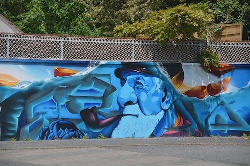 アート, クリエイティブ, ストリートアート, 落書きの無料の写真素材