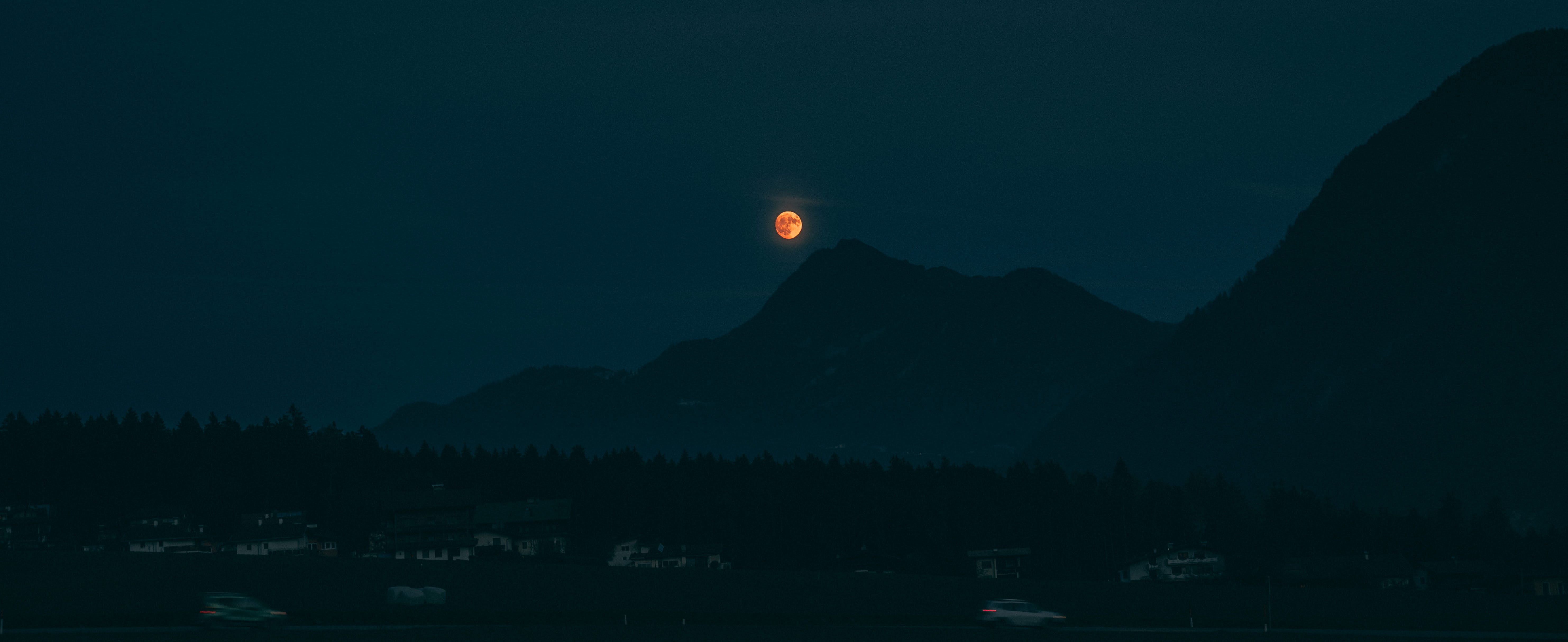 Free stock photo of 4k wallpaper, austria, background, blood moon