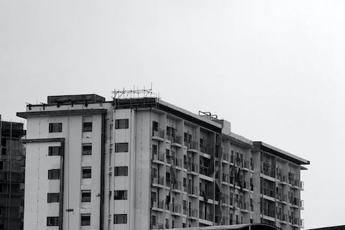Ingyenes stockfotó archintecture, építés, épület, társasház témában