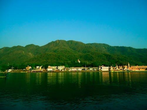 Kostenloses Stock Foto zu indien, rishikesh, schönen fluss