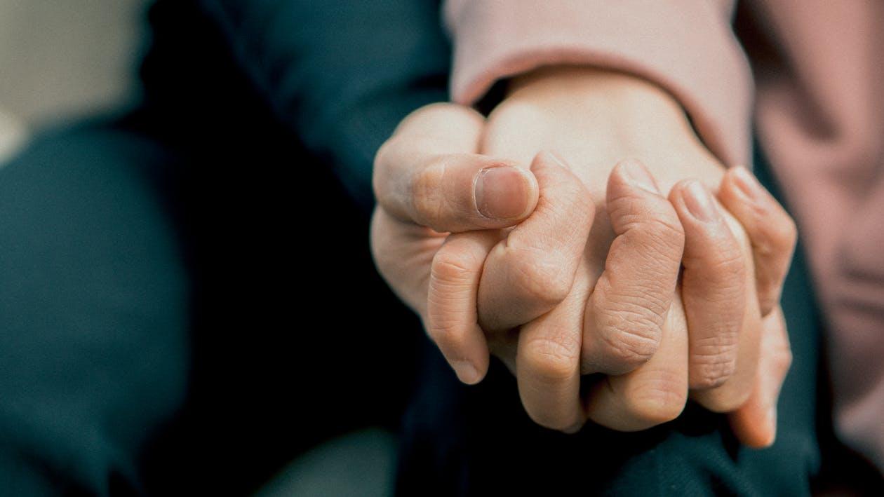 berühren, bezaubernd, finger