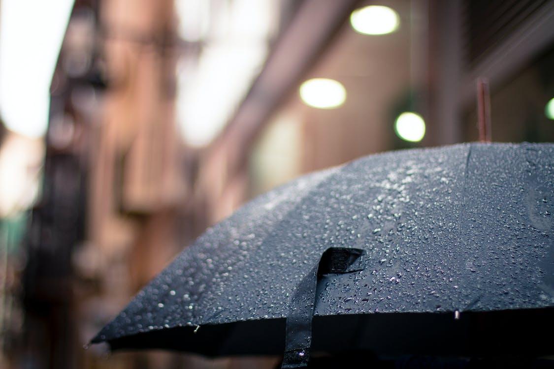 保險, 壞天氣, 多雨的