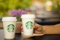 coffee, café, drinking