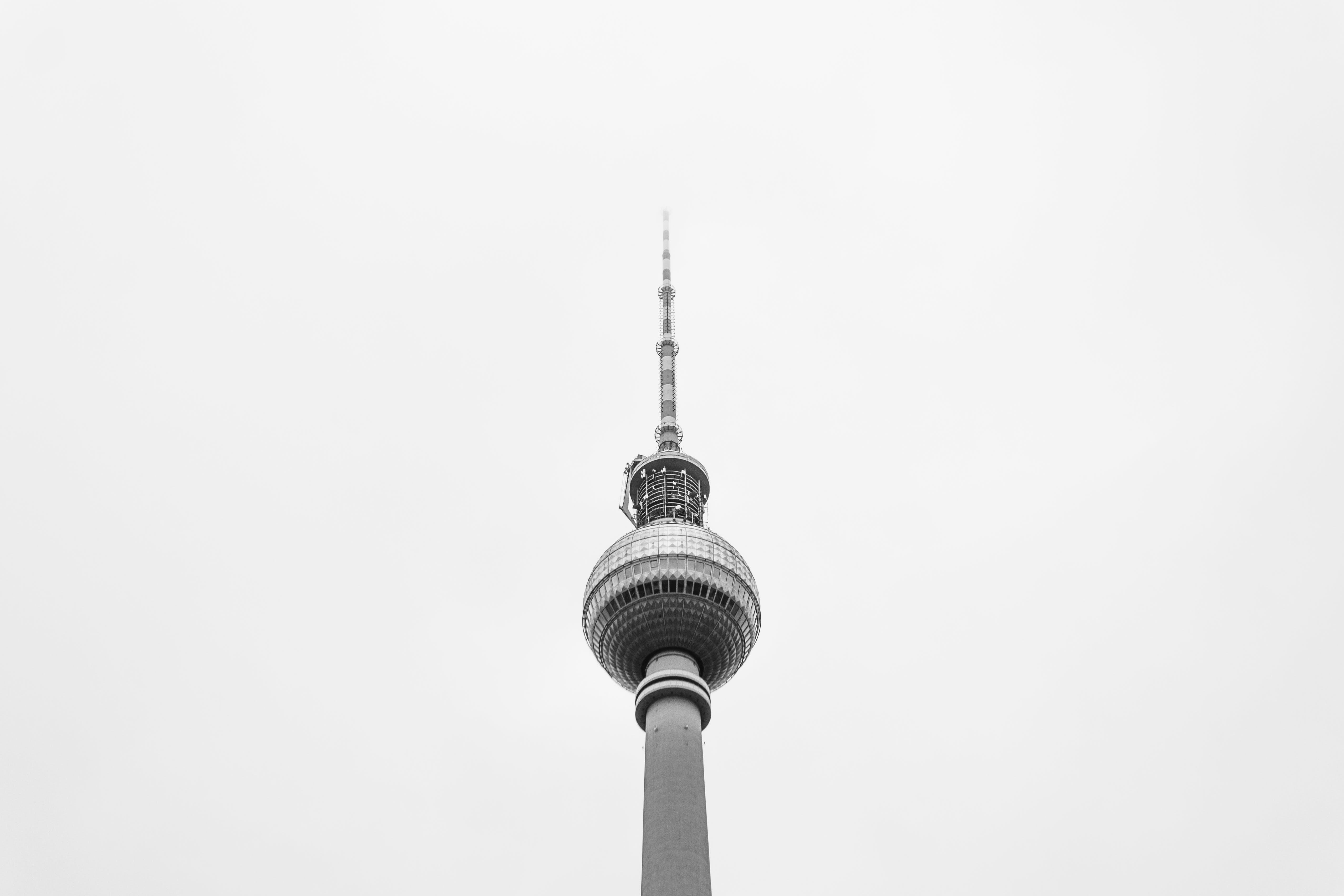 Free stock photo of berlin, berliner, black and white, circle