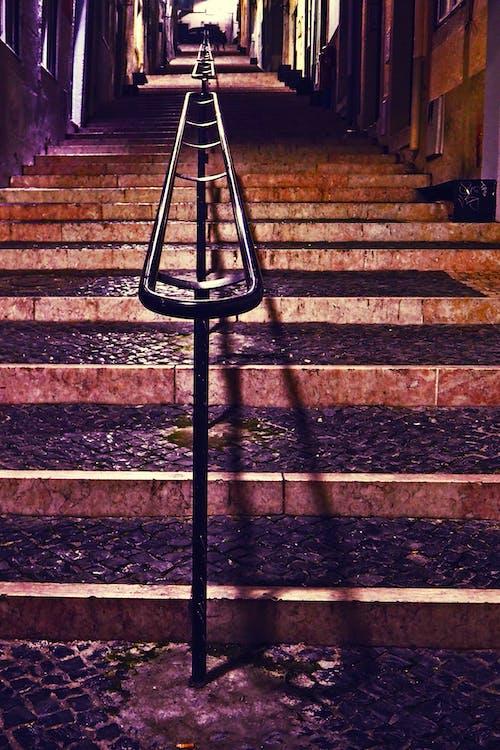Základová fotografie zdarma na téma schody