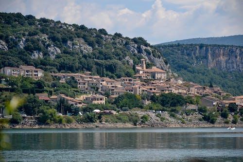 Gratis lagerfoto af Frankrig, landsby, landskab