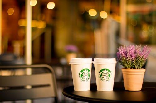 Бесплатное стоковое фото с starbucks, кафе, кофе, кофейня