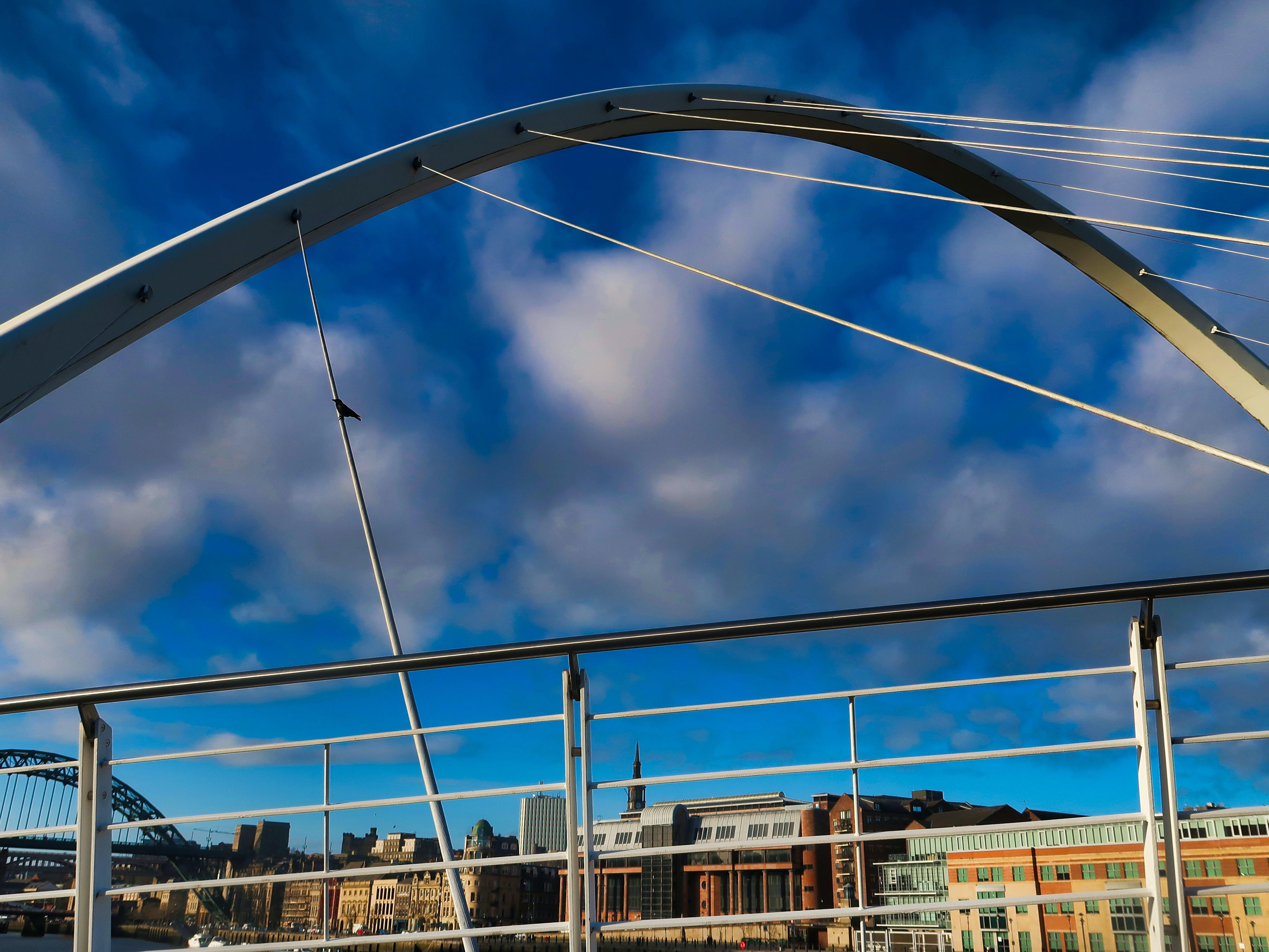arch bridge, architect, architectural