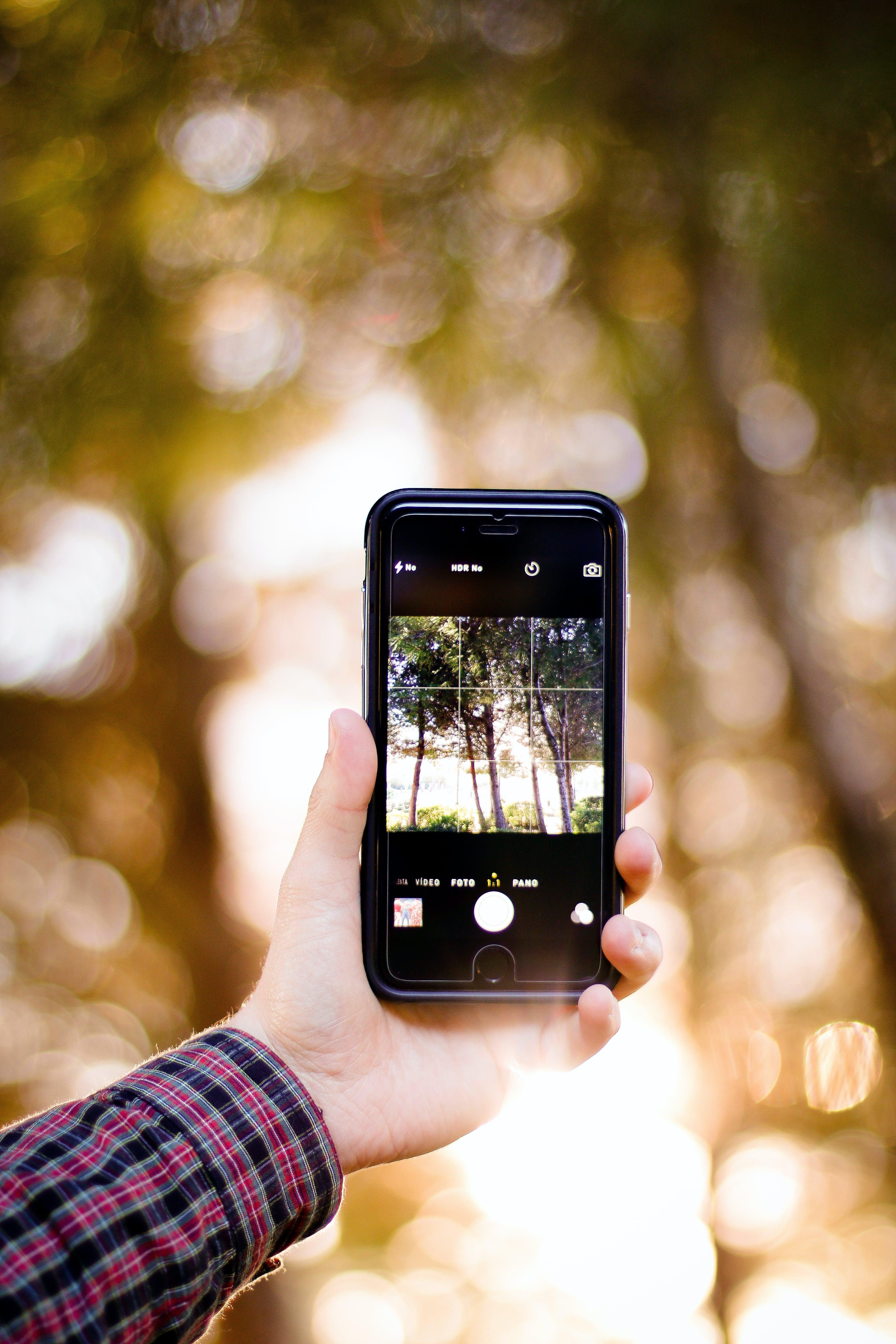 bokeh, camera, digital