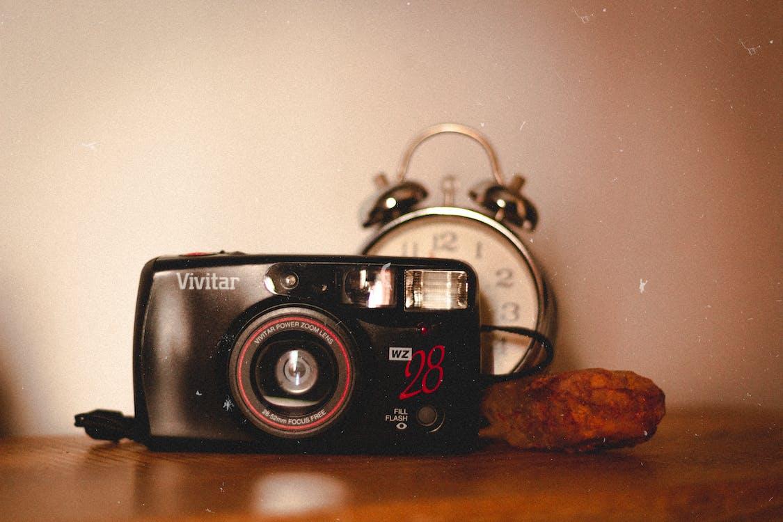 analogon, kamera, klassisch
