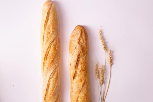 Gratis arkivbilde med bagett, bakverk, brød, mat