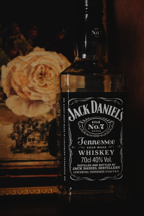 Free stock photo of alcohol, alcohol bottles, alcoholic beverages, Jack Daniels