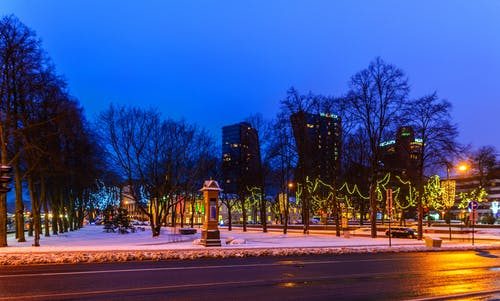 Безкоштовне стокове фото на тему «chrystmas, зима, клайпеда»
