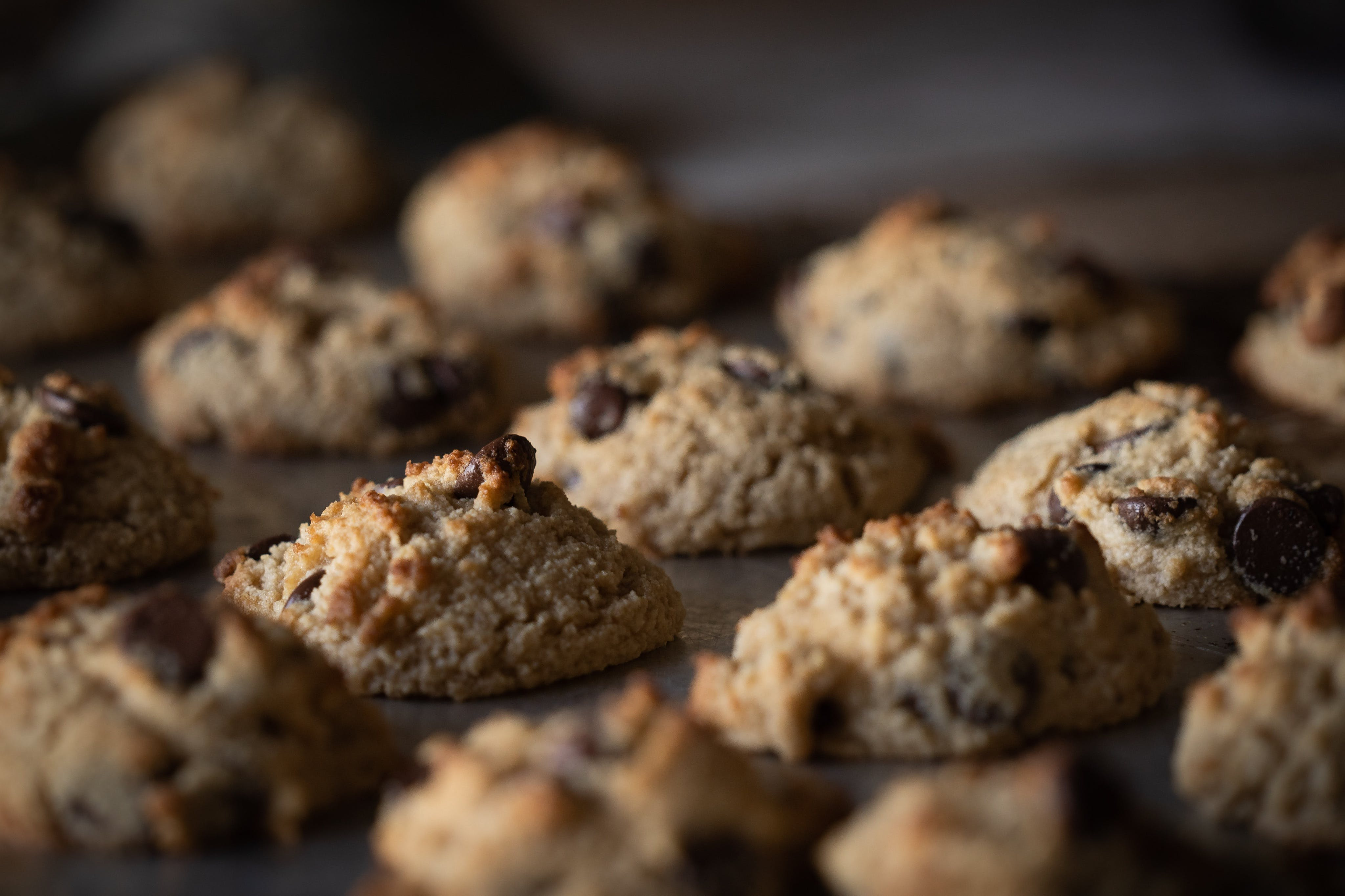 Kostenloses Stock Foto zu cookies, dessert, essen, gebäck