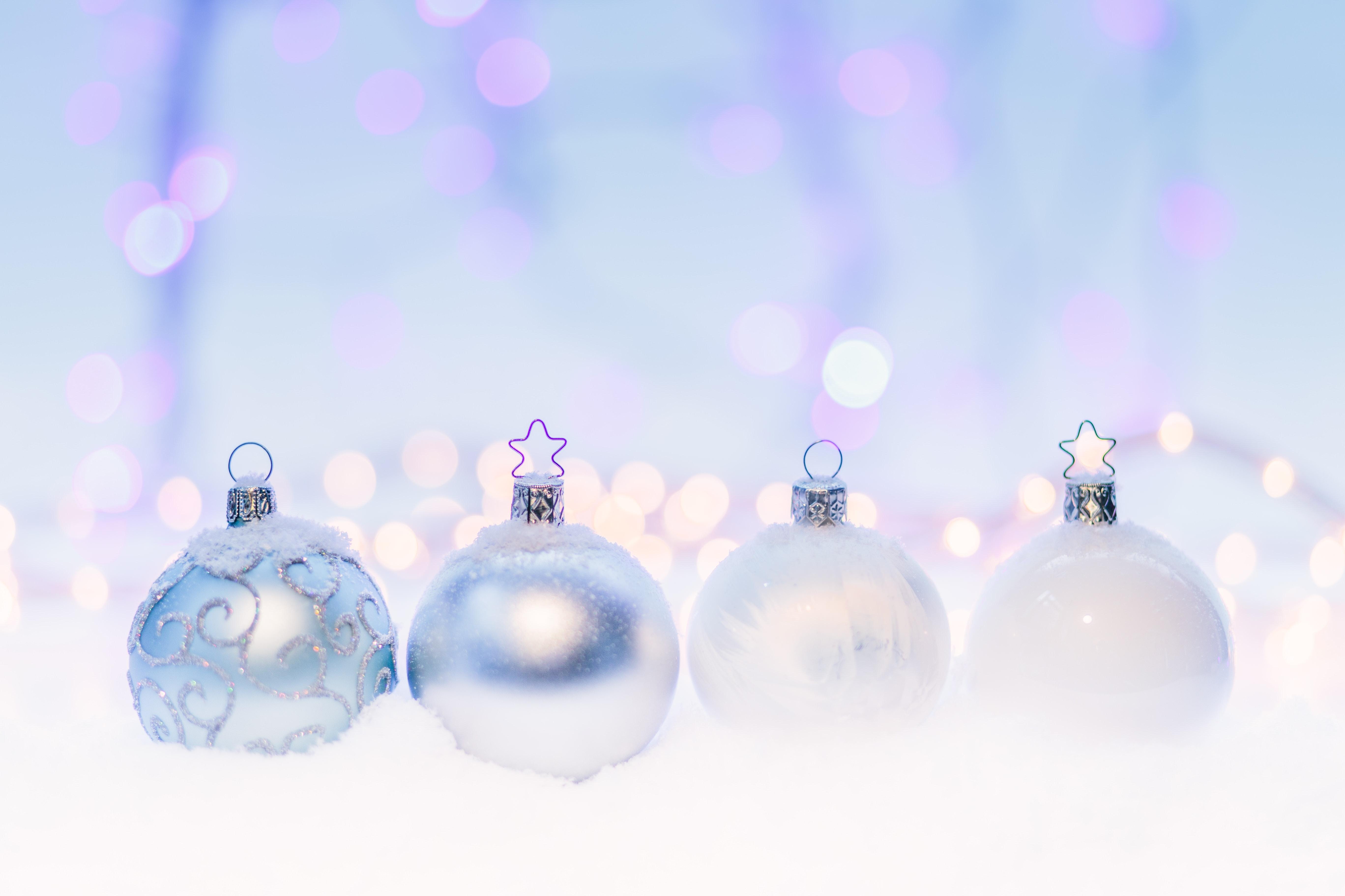 Immagini Natalizie Gratuite.Foto Gratuita Di Carta Da Parati Festiva Decorazioni Natalizie Inverno