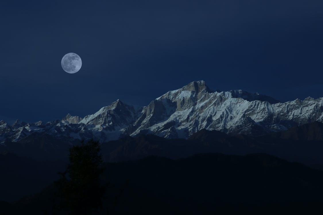 fjell, fjellkjede, fjelltopper