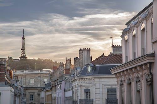 Бесплатное стоковое фото с архитектура, барокко, башня, город