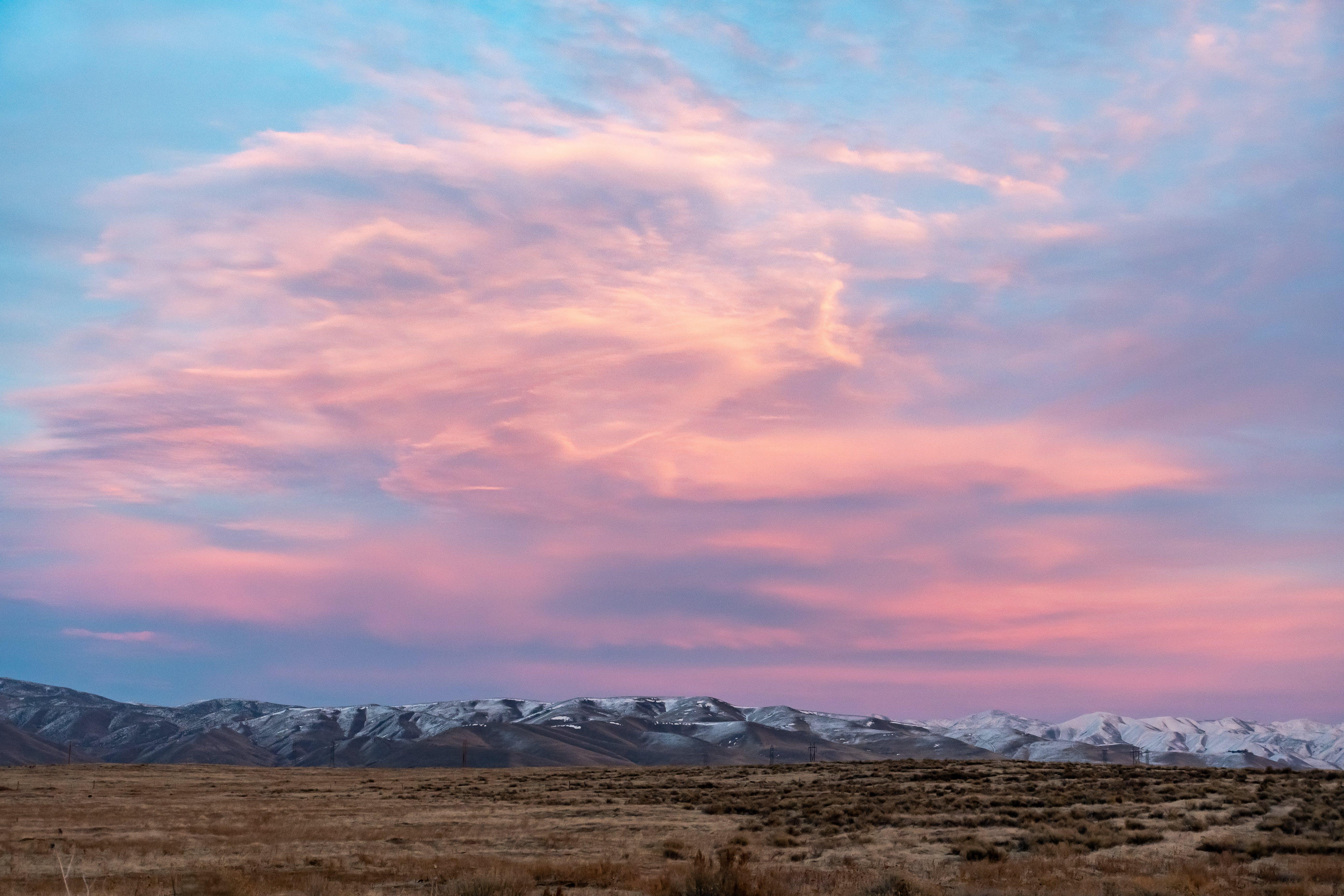Бесплатное стоковое фото с высокий, горизонт, горный хребет, горы