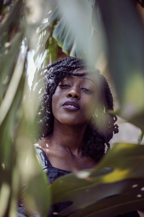 Fotos de stock gratuitas de adulto, afroamericano, bonita, bonito
