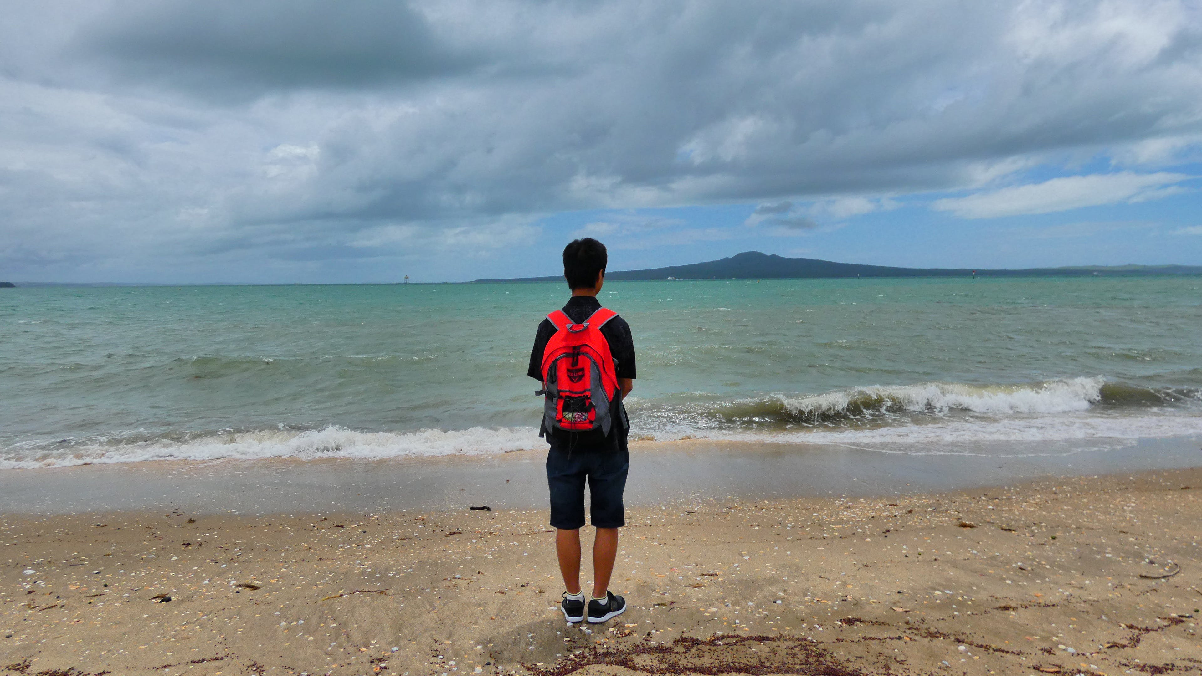 Δωρεάν στοκ φωτογραφιών με αποβάθρα αποστολής, κολέγιο αγόρι, Νέα Ζηλανδία, παραλία