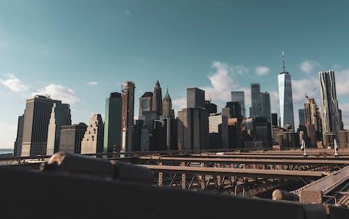 Δωρεάν στοκ φωτογραφιών με manhattan, NY, nyc, αρχιτεκτονική
