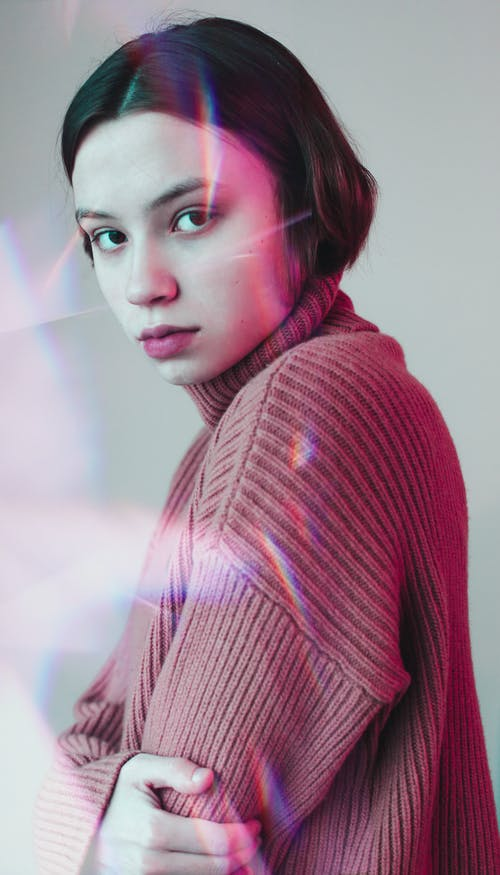おしゃれ, エストニア, スタイル, セーターの無料の写真素材