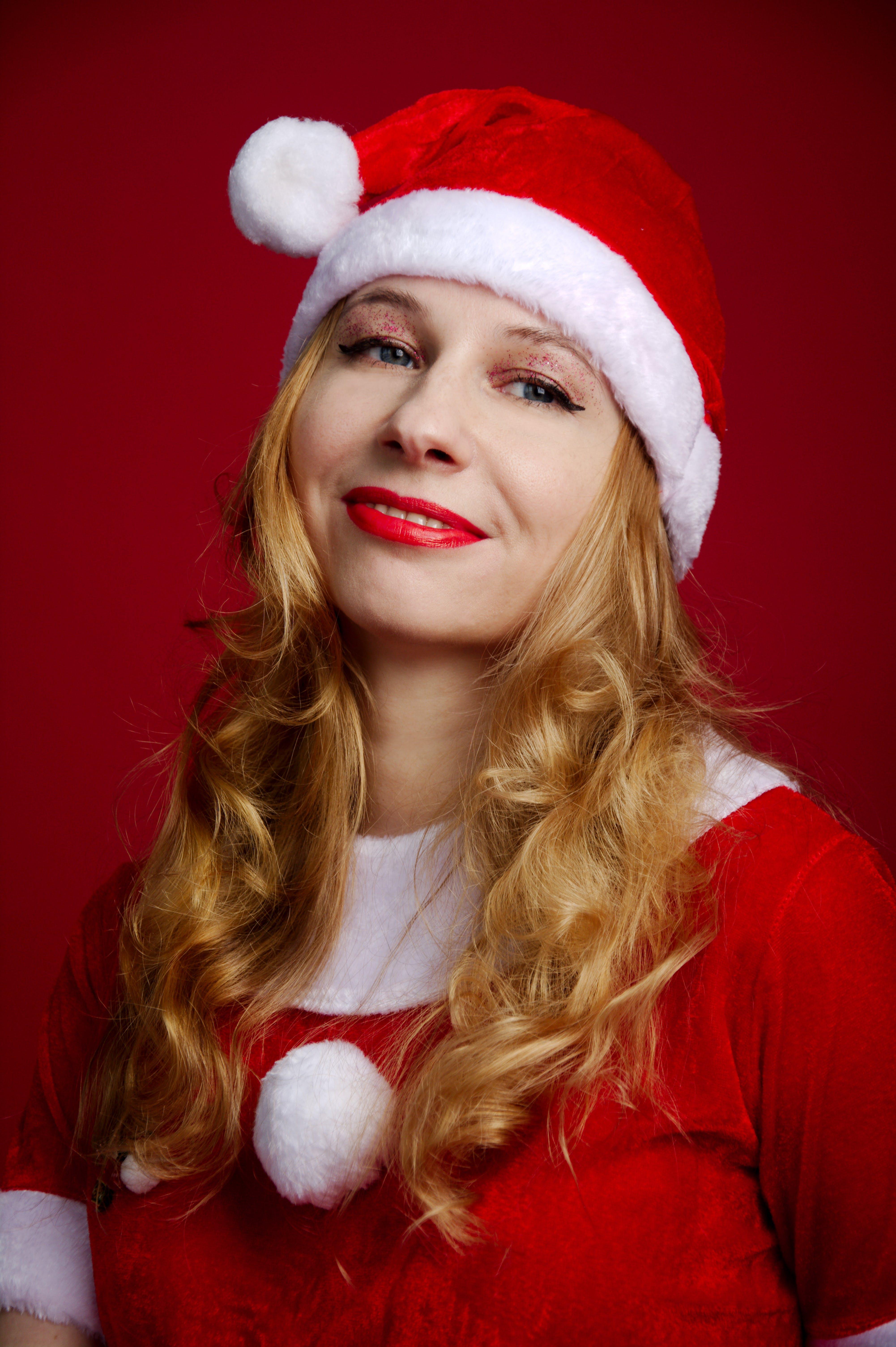 Foto profissional grátis de ano novo, fantasia de papai noel, feliz ano novo, Papai Noel