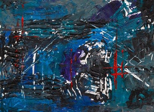 Ilmainen kuvapankkikuva tunnisteilla abstrakti ekspressionismi, abstrakti maalaus, akryyli, akryylimaali