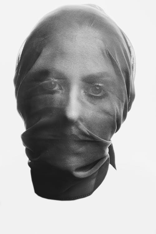 Kostnadsfri bild av konstporträttfotografi, kvinna, lihgt, porträtt