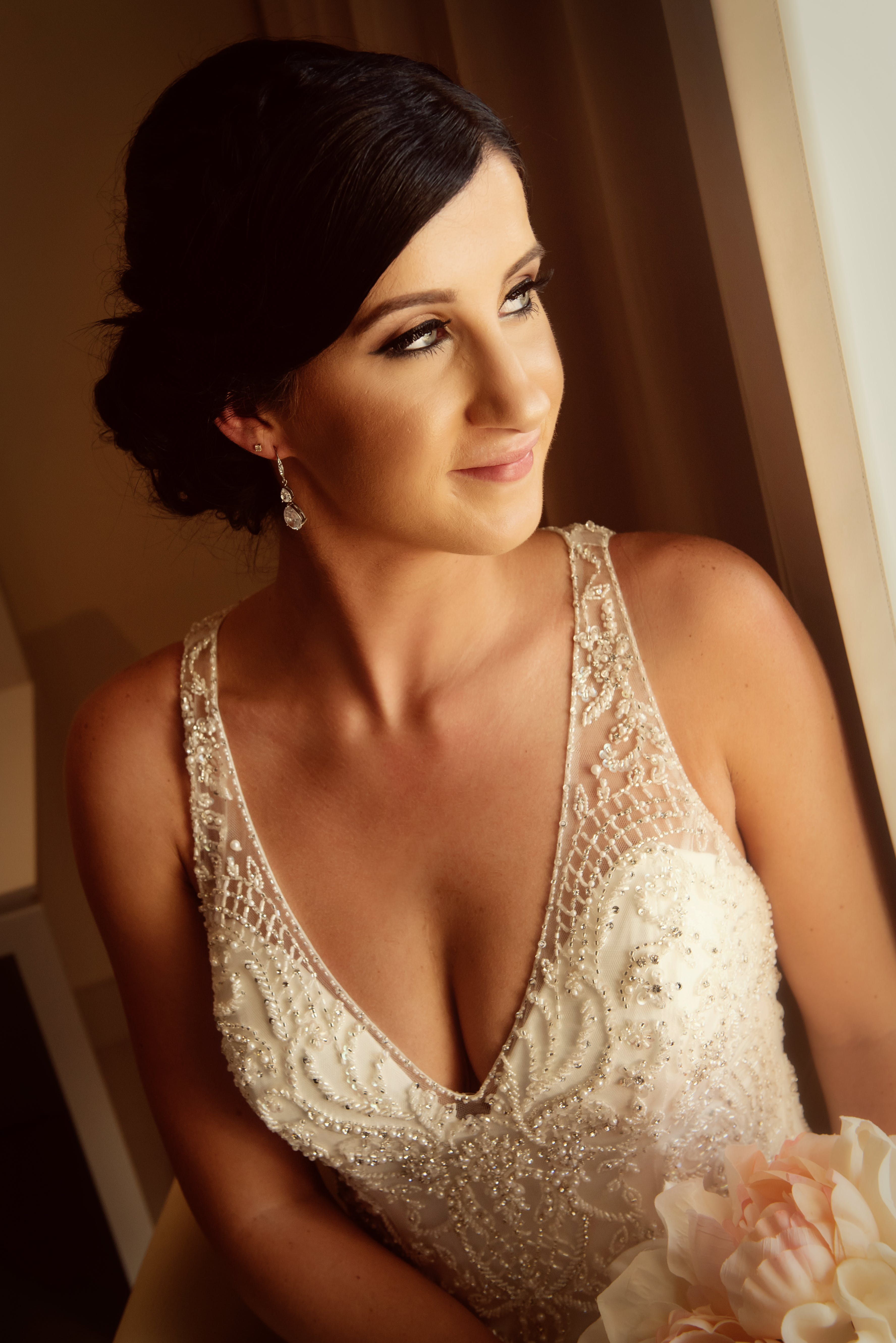 Portrait Photography Of Bride