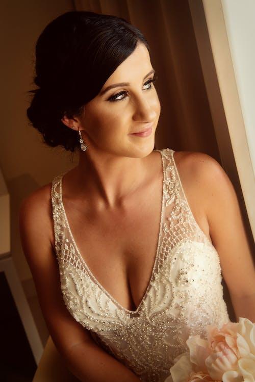 매력적인, 사람, 신부, 아름다운의 무료 스톡 사진