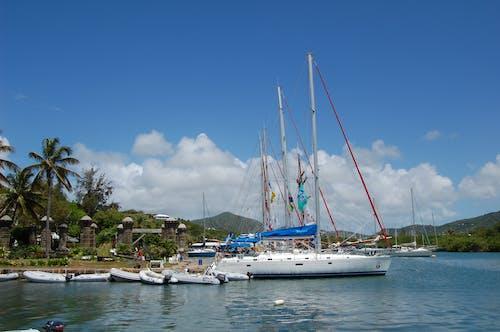 Free stock photo of ANTIGUA, caribbean, sailing, yacht