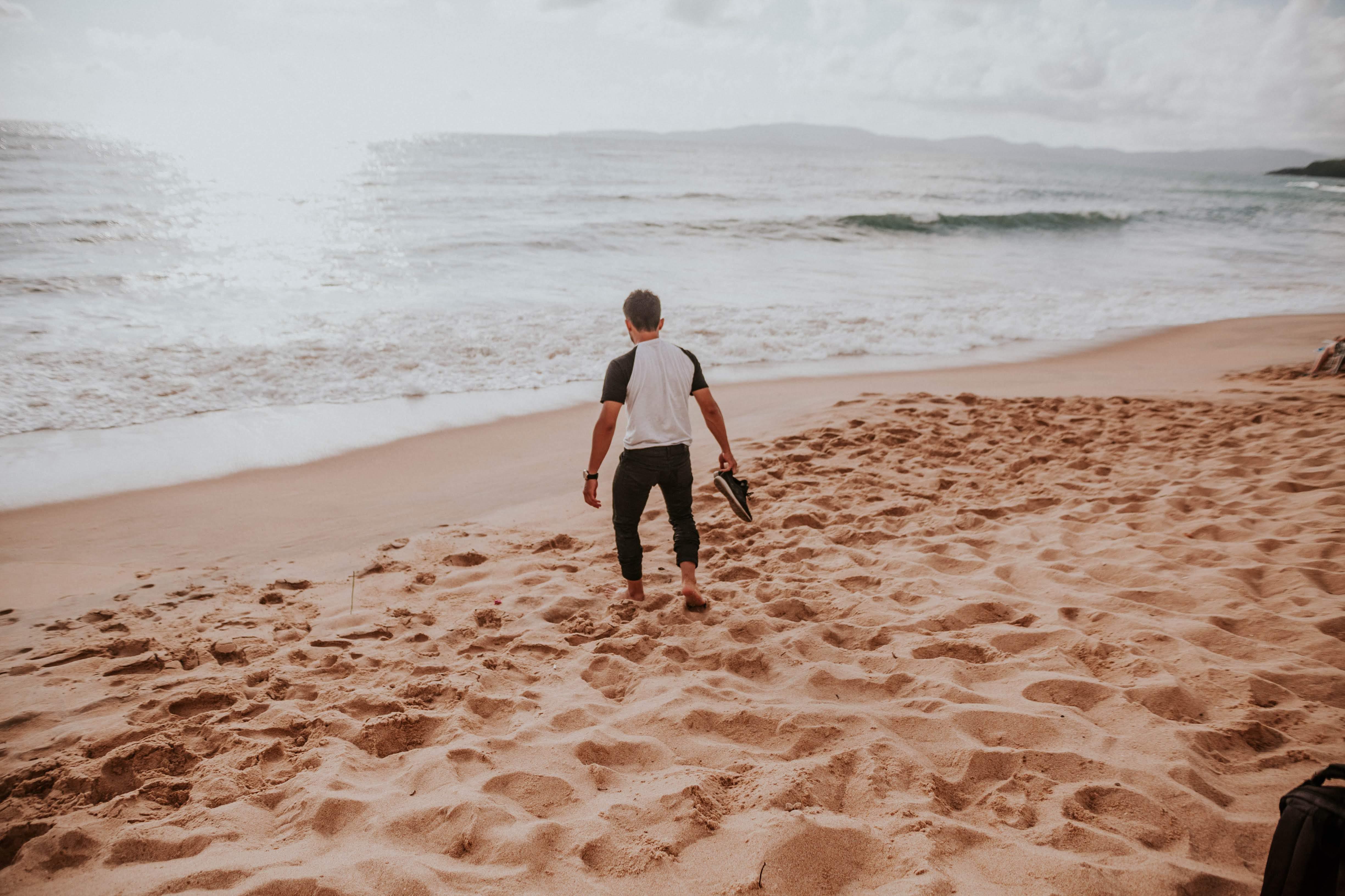 boş zaman, dalgalar, deniz