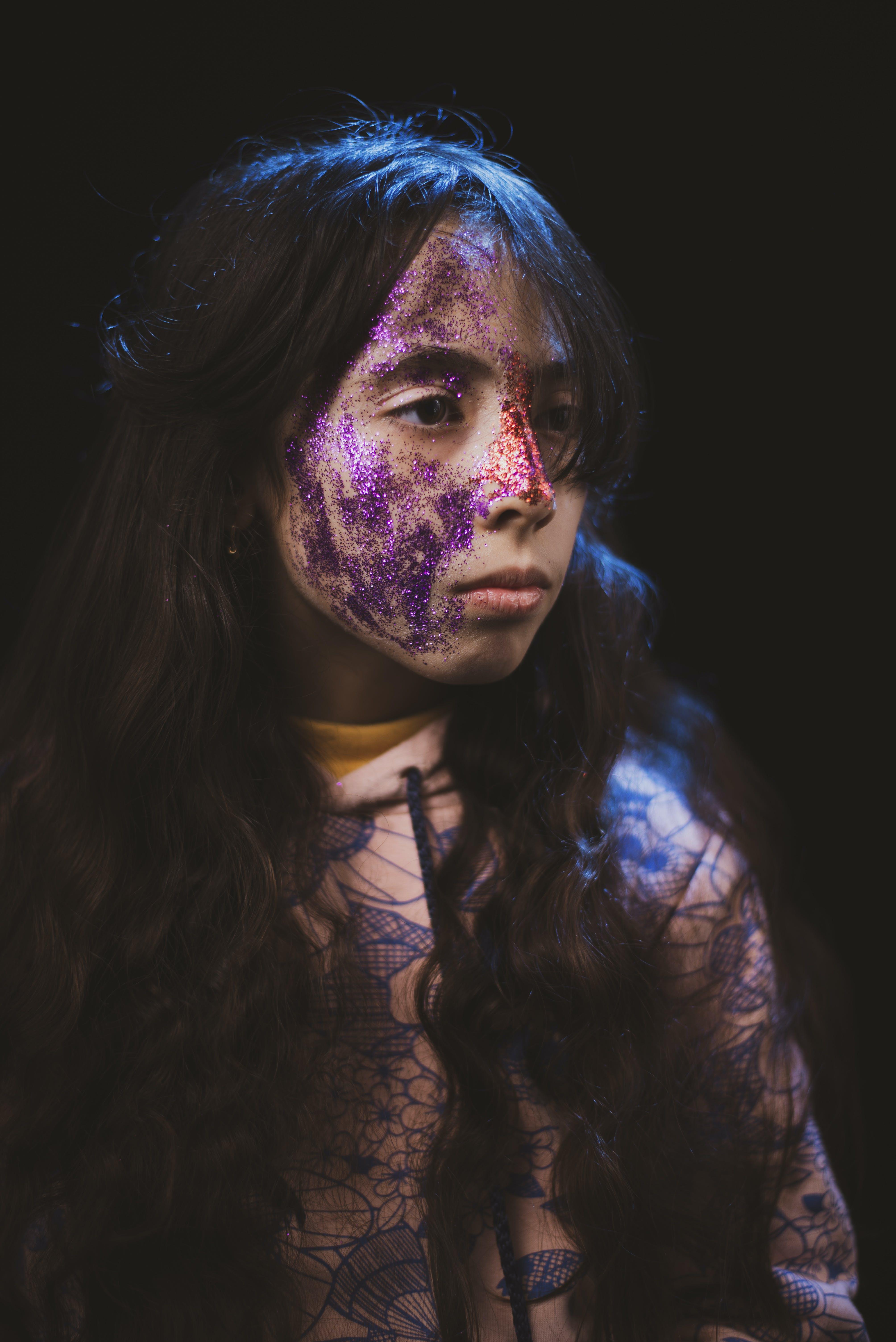 Girl Facing Sideways