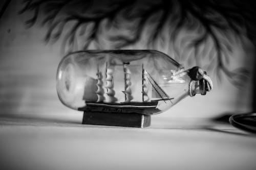 Imagine de stoc gratuită din navă, recipient, sticlă