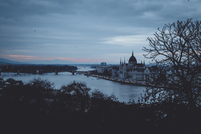 Free stock photo of Budapest, city, city view, dark