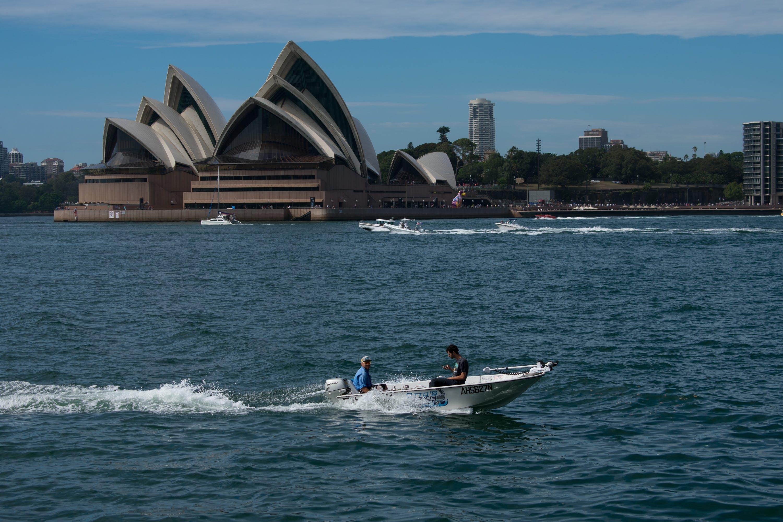 Free stock photo of #boat, #sydneyharbour, #sydneyoperahouse