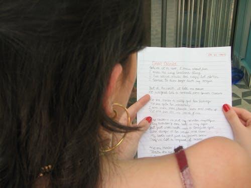 Δωρεάν στοκ φωτογραφιών με βραζιλιάνα, γράμματα, γράμματα σχεδιασμένα με το χέρι, κόκκινο