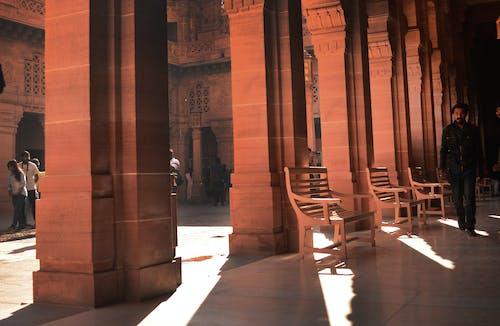 Foto d'estoc gratuïta de disseny arquitectònic, Índia, palau