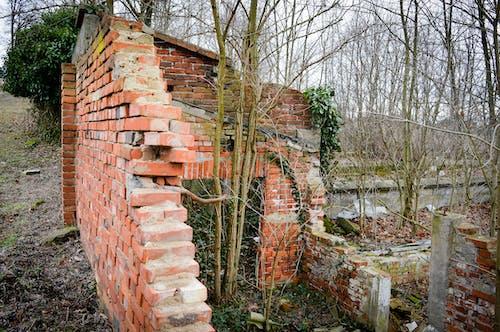 Free stock photo of bricks, ruins