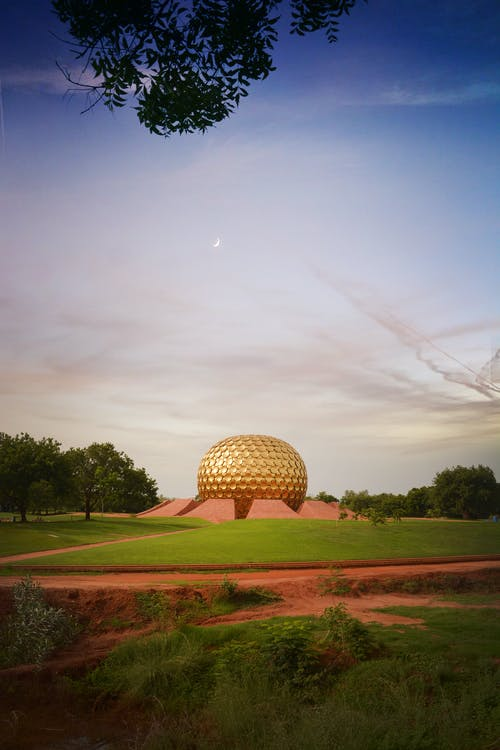 Foto d'estoc gratuïta de arquitectura, fotografia aèria, Índia, pondicherv y