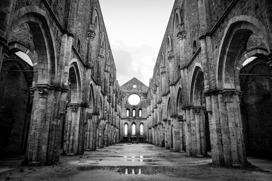 修道院, 僧院, 古老的