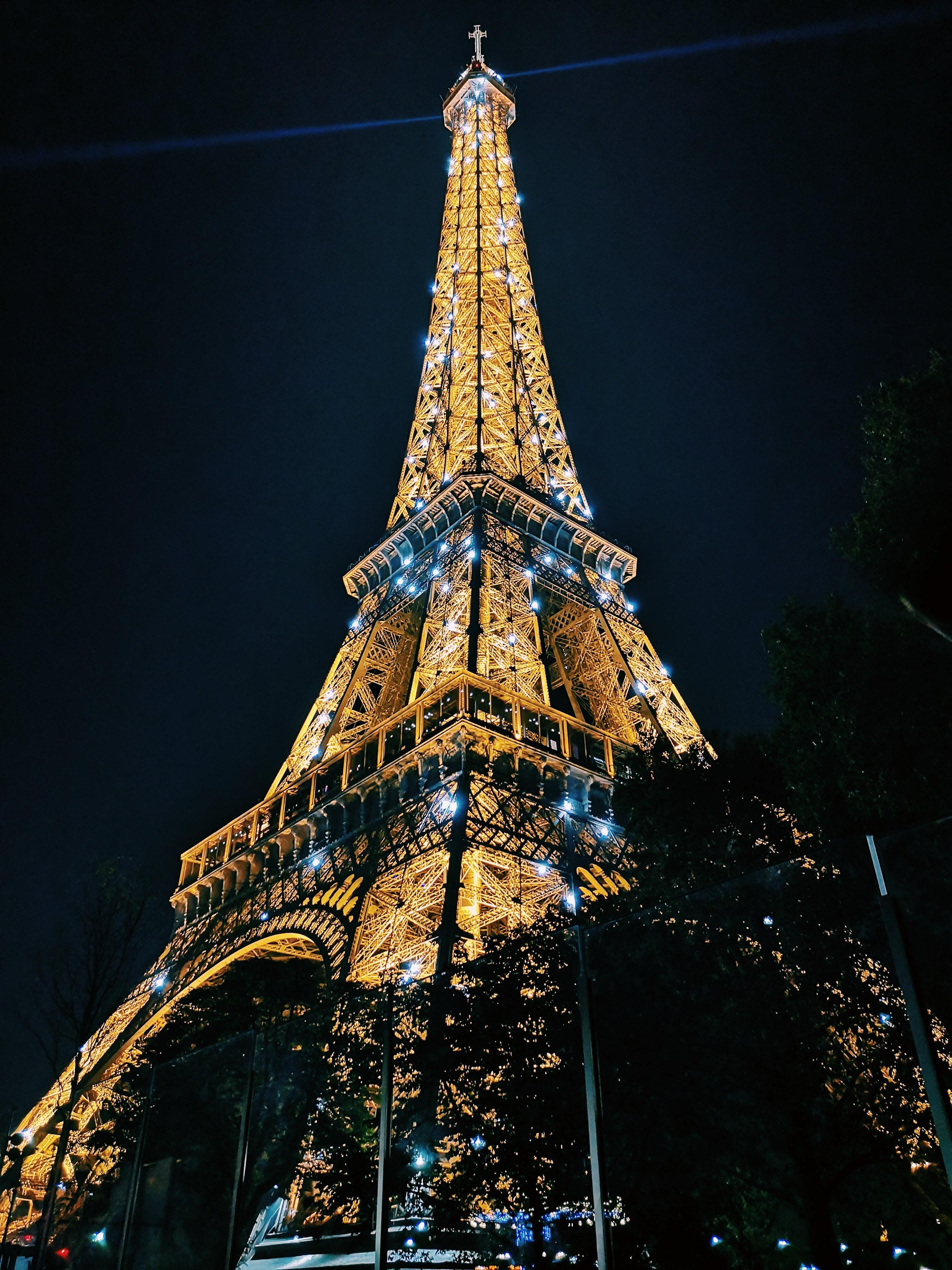 エッフェル塔 タワー パリの無料の写真素材