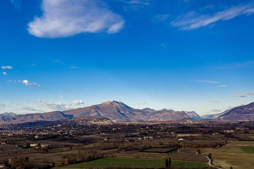 Δωρεάν στοκ φωτογραφιών με dji mavic pro, drone, βουνό, Ιταλία